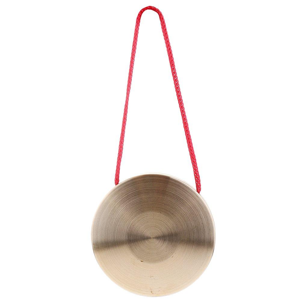 Messing Percussion Handschlag Kupfer Becken Musikinstrument Kinderspielzeug