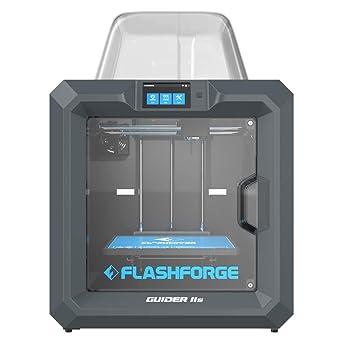Flashforge Guider IIS Impresora 3D con cámara en línea y filtro de ...