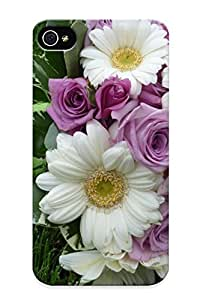 New Podiumjiwrp Super Strong Bouquet Hard Case Cover Series For Iphone 4/4s