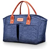 Best Ladies Lunch Bags - Lunch Bags for Women Insulated Fashionable Lunch Box Review
