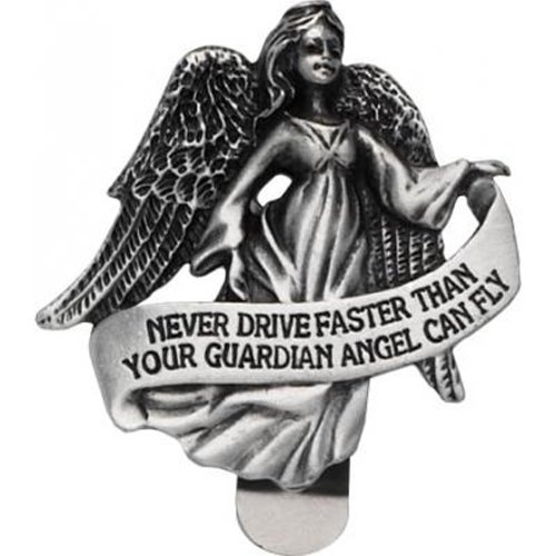 Guardian Angel Never Drive Faster Than Your Guardian Angel Can Fly Auto Clip