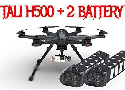 Carbon Gimbal camera Battery Scorpion Walkera product image