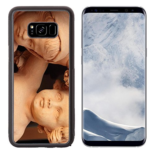 Liili Premium Samsung Galaxy S8 Plus Aluminum Backplate Bumper Snap Case ID: 23139163 sculptures of children in tuscan - Florence In Statues