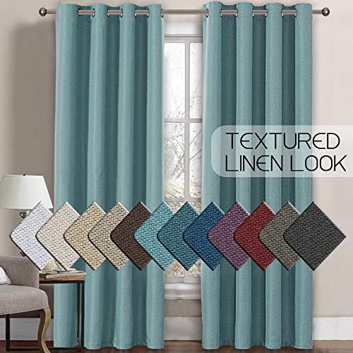 H.VERSAILTEX Linen Curtains Room