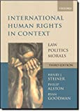 img - for International Human Rights in Context: Law, Politics, Morals book / textbook / text book