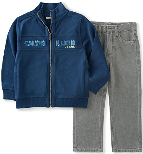 Calvin Klein 男童夹克牛仔两件套