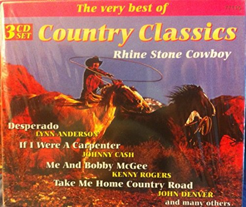 John Denver - The Very Best Of Country Classics - Zortam Music
