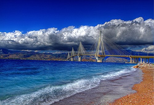 Blue Water Bridge Camera - 1