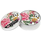 Michel Design Works 12 Count Peony Coasters