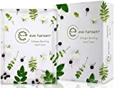 Facial Mask For Wrinkles - Collagen Sheet Mask by Eve Hansen - Reduce the Appearance of Fine Lines, Wrinkles, and Skin Sagging - 5X Facial Masks …