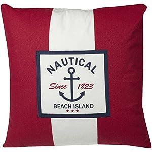 51SlnXMvg1L._SS300_ 100+ Nautical Pillows & Nautical Pillow Covers