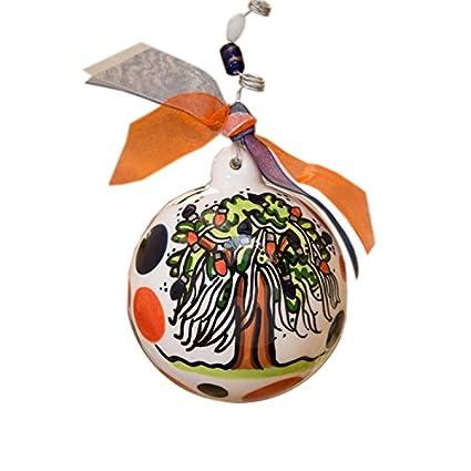 Glory Haus Auburn Ball Ornament, 4-Inch - Amazon.com: Glory Haus Auburn Ball Ornament, 4-Inch: Home & Kitchen