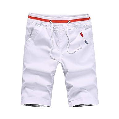 Pantalones Cortos De Bolsillos Verano Y Pantuflas con Gruesas Mode ...