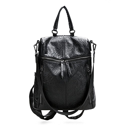 Aoligei Double épaule sac Fashion centaines multifonctionnel femelle Bau Yinglun ventilateur rétro gros sac à dos unique épaule B