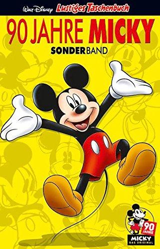 Lustiges Taschenbuch 90 Jahre Micky Maus: Sonderband Taschenbuch – 26. Oktober 2018 Disney Egmont Ehapa Media 3841335144 Comic / Abenteuer