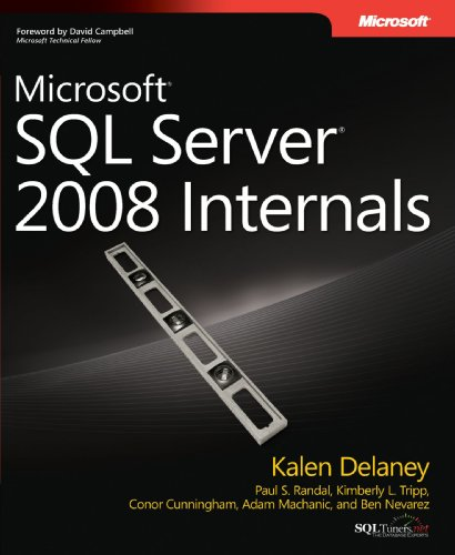 Microsoft SQL Server 2008 Internals (Developer Reference) by Delaney, Kalen