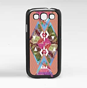 Colorful Tropical Spring Collage Hard Snap on Phone Case (Galaxy s3 III)