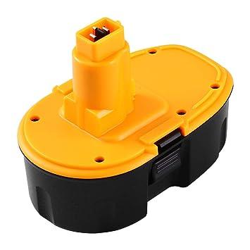 2X 18V 3.0Ah XRP Battery for DeWalt DE9039 DC9096 DE9095 DE9503 DE9096 DE9098 UK