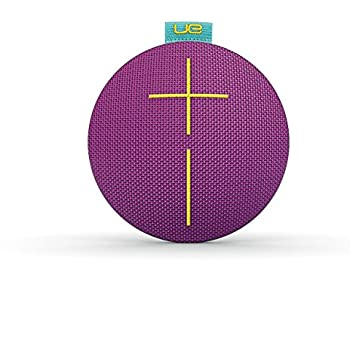 UE ROLL 2 Sugarplum Wireless Portable Bluetooth Speaker (Waterproof) (Certified Refurbished)