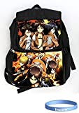 Incore Kidway Anime Cosplay Backpack Rucksacks Schoolbag Shoulder Bag - Attack on Titan fight