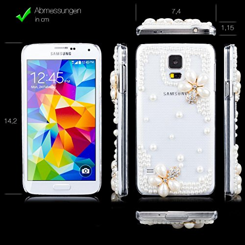 ICues aN40 strass coque de protection pour apple iPhone 5C