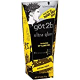 Got 2B Glued Ultra Styling Gel 6 Ounce (177ml) (6 Pack)