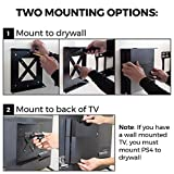 HumanCentric PS4 Pro Mount | Mount on The Wall or