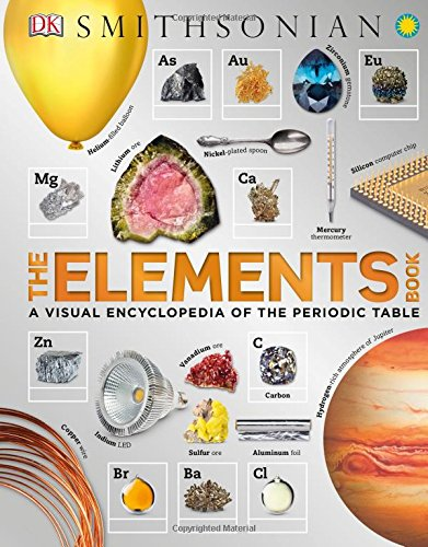 The Elements Book: A Visual Encyclopedia