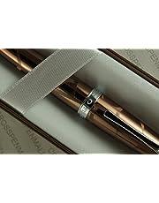 Cross Sauvage طلاء التورمالين الفاخر فوق قلم حبر جاف بنمط زرافة منقوش