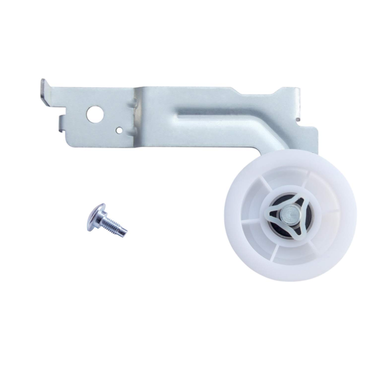DC93-00634A Samsung Dryer Idler Pulley Replacement- Replaces Part Numbers DC96-00882B, DC96-00882C, DC97-07509B, AP6038887, AP4373659, AP4213616, PS4216837, PS11771601