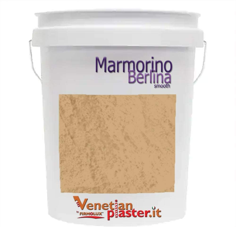 FirmoLux Marmorino Berlina Authentic OFFicial OFFicial mail order P Plaster Venetian Smooth