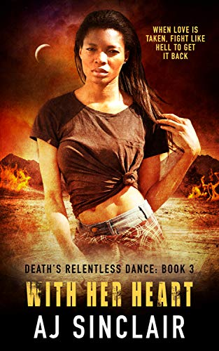 With Her Heart: A Reverse Harem Apocalyptic Romance (Death