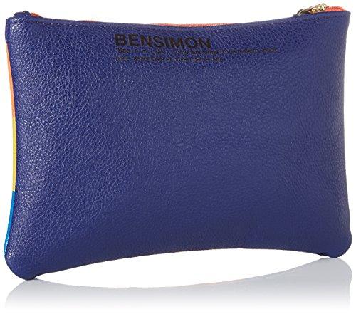 Pocket Zipped Pocket Arc Ciel Bensimon Bensimon Multicolour Women's Women's En Zipped Clutch Ow6qF6pY