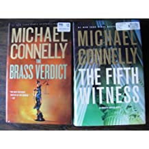 Product Details Michael Connelly Lincoln Lawyer 2 Book Set (The Brass Verdict+The Fifth Witness)