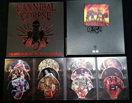baa31fd7430 Cannibal Corpse - Dead Human Collection  25 Years of Death Metal -  Amazon.com Music