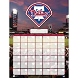 Philadelphia Phillies Jumbo Dry Erase Sports Calendar