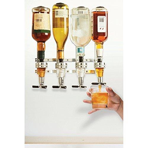 Wyndham House 4-Bottle Liquor Dispenser by Wyndham House (Image #3)