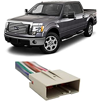 fits ford f 150 2004 2010 factory stereo to. Black Bedroom Furniture Sets. Home Design Ideas