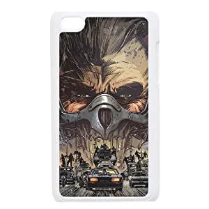 HXYHTY Cover Custom Mad Max Phone Case For Ipod Touch 4 [Pattern-2]