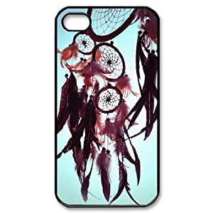 lintao diy Hard Shell Case Of Dream Catcher Customized Bumper Plastic case For Iphone 4/4s