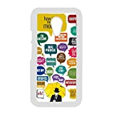 Generic For Girl Printing How I Met Your Mother Shells Pc Timeproof For 2 Gen Moto G