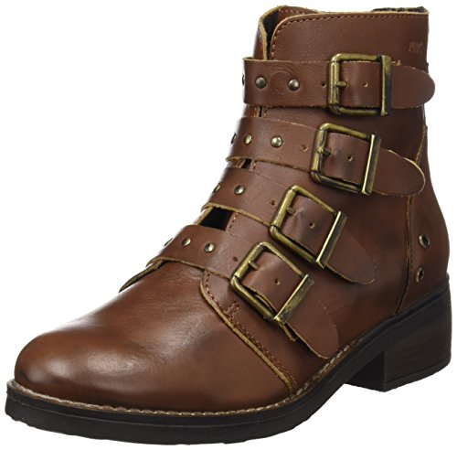 amp; Denzel Cue CLOUD Boots Brown Ankle Women's MUSSE dFTnHxqd