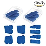 Aonesy 8 pcs Caulking Tool Scraper Kit Joint Sealant Finishing Tool Silicone Grout Remover For Bathroom Kitchen and Floor Sealing фото