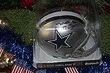 Dallas Cowboys Mel Renfro George Teague Auto Signed Mini Helmet TX Stadium COA