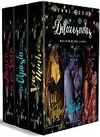 Box 3 primeiros livros Série DILACERADOS