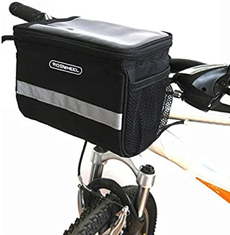 Docooler Bolso de la Bicicleta Bolso del Manillar del Frente del ...