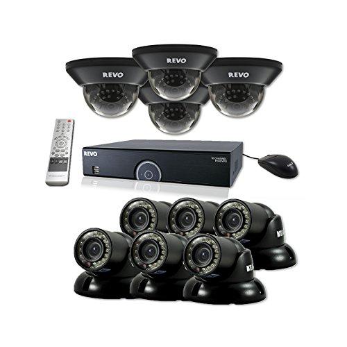REVO America R165D4GT6G-2T 16 Ch. 2TB 960H DVR Surveillance