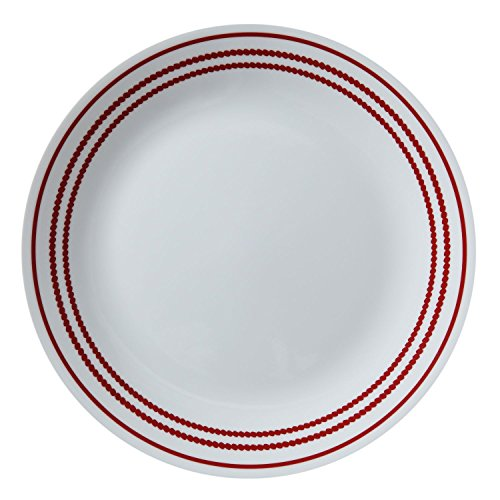 Corelle Livingware Ruby Red 10.25