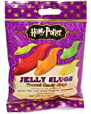 Harry Potter Jelly Slugs 2.1oz (Banana, Pear, Cherry, Tangerine, Watermelon) x1 Pack