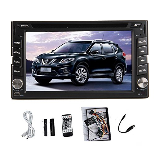 6.2-INCH Android 4.2 Car Radio STEREO with WIFI ! 2 Din Car